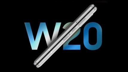 Презентация Samsung W20: в чем его изюминка и какие характеристики