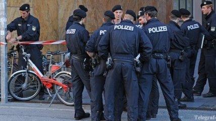 80 полицейских пострадали на курдском фестивале в Германии