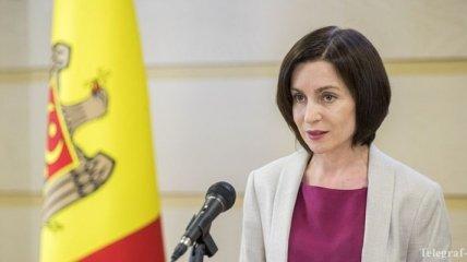 Новый премьер Молдовы Санду пообещала очистить систему госвласти от коррупции