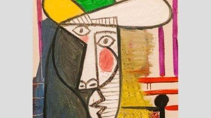 В Лондоне повредили картину Пикассо стоимостью £20 миллионов