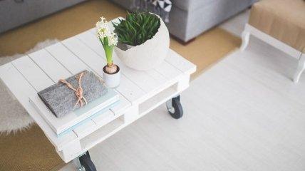 Мебель своими руками: столы, которые преобразят интерьер (Фото)