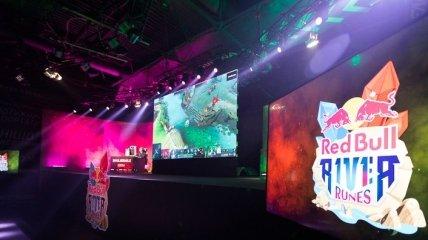 В Киеве пройдет грандиозный LAN-финал Red Bull River Runes