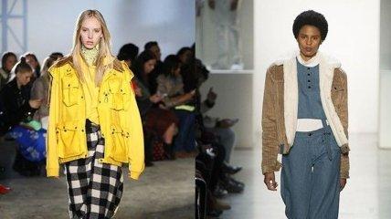Мода 2018: тренды в верхней одежде на этот осенне-зимний сезон (Фото)
