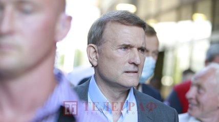 Медведчук: Зеленский делает все, чтобы закрыть рот оппозиции, отвлечь людей от роста тарифов и отсутствия мира в стране