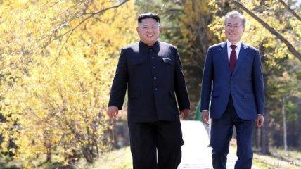 Ким Чен Ын хочет провести больше встреч с лидером Южной Кореи