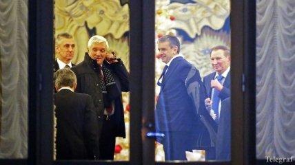Переговоры контактной группы в Минске закончились