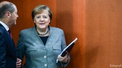 Меркель задумалась об увеличении конкурентоспособности украинской ГТС