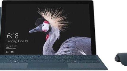 Компания Microsoft готовится представить новый гибридный планшет
