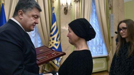 Президент присвоил Героя Украины активисту Виктору Орленко посмертно