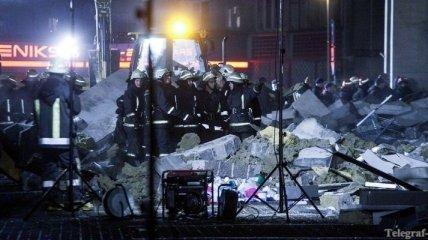 Известны главные версии обрушения торгового центра в Риге