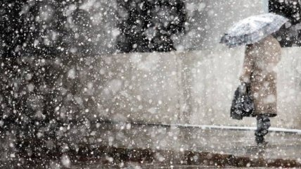Погода готовит очередной сюрприз: после штормового ветра придет снег с дождем