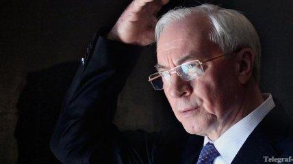 Азаров хочет свободного передвижения по территории бывшего СССР