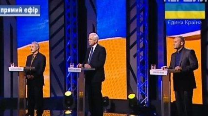 Куйбида, Ярош и Маломуж: государственный язык - украинский