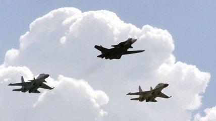 Российская авиация ошибочно нанесла авиаудар по союзникам США