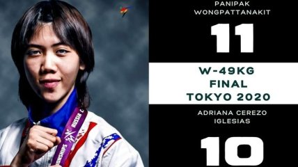 """Таиланд уже с """"золотом"""": на Олимпиаде в Токио прошли первые соревнования по тхэквондо"""