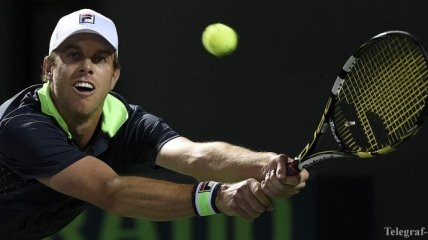 Теннис. Куэрри отказался от участия в полуфинале турнира в Хьюстоне