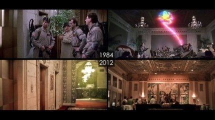 Тогда и сейчас: места, где были сняты знаменитые сцены кино (Фото)