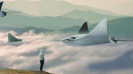 Художник-сюрреалист из Австралии визуализирует невероятные вещи на снимках (Фото)