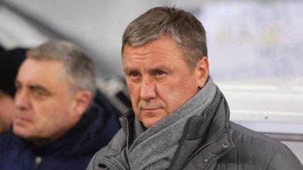 Хацкевич обошел Фонсеку в рейтинге тренеров