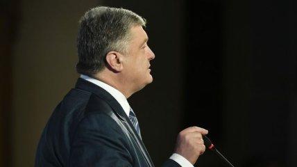 Порошенко: Ни агрессия РФ, ни выборы не заставят Украину вернуться под иго РФ