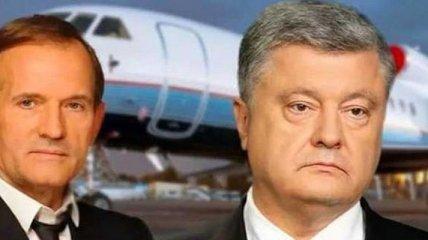 В отличие от Порошенко, поведение Медведчука во время прихода на допрос в СБУ вызывает уважение, - Бондаренко