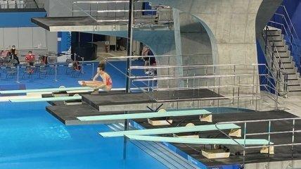 """Китай взял очередное """"золото"""" в прыжках в воду"""