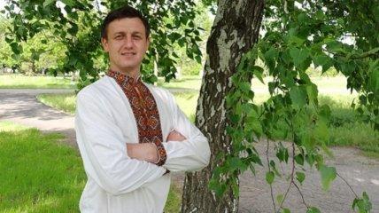 """Танцующий учитель с Полтавщины Василий Маслей: """"Мы помогаем детям не быть застенчивыми и открываться"""""""