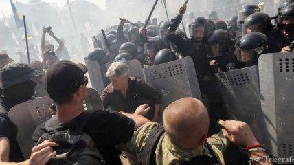 В изоляторах остаются 18 подозреваемых в беспорядках под Радой