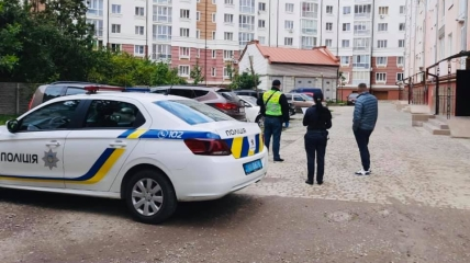 Дом, где ранили полицейского