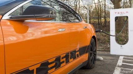 В Украине появятся зарядки Tesla Supercharger