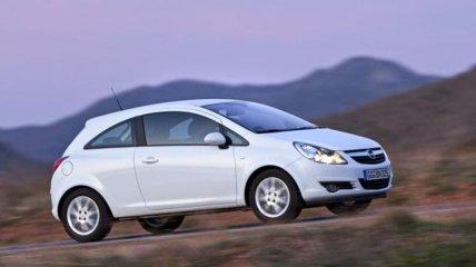 Экономичный Opel Corsa ecoFlex