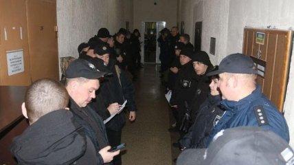 Правоохранителей Мариуполя проверили на боеготовность