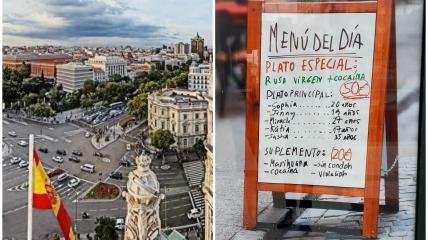 В Испании в социальной рекламе вспомнили российских проституток — РФ отреагировала