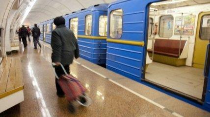 Утром в Киеве возникли проблемы с метро