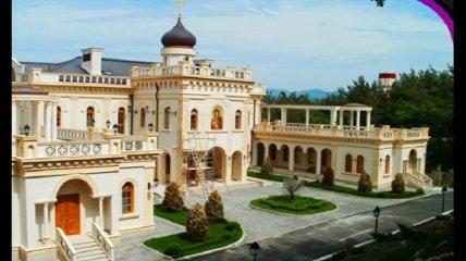 "В Геленджике нашли еще один дворец за 22 млрд рублей: ""дачу"" приписали патриарху Кириллу (видео)"