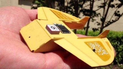 В США создали военный дрон размером с ладонь