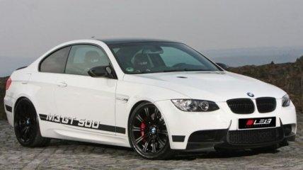 BMW M3 стала еще быстрее и мощнее