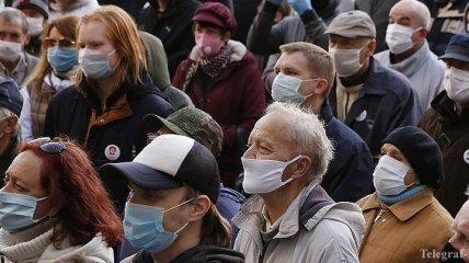 Эпидемия COVID-19: в Беларуси подтвердили почти 40 тыс случаев коронавируса