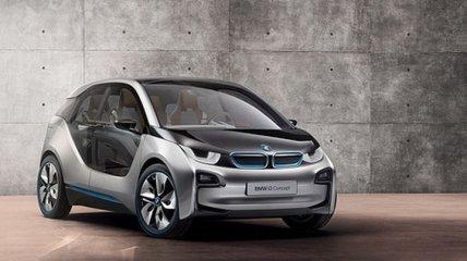 BMW создадут инфраструктуру для электромобилей