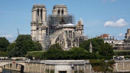 Французские миллиардеры, которые обещали выделить деньги на восстановление Нотр-Дама, не заплатили ни копейки