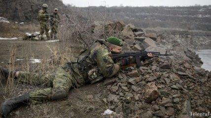Пресс-центр АТО сообщает, что в районе Углегорска идет бой