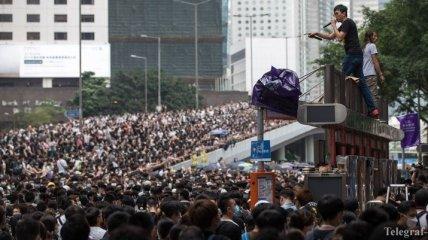 Власти Гонконга отказались от рассмотрения законопроекта об экстрадиции