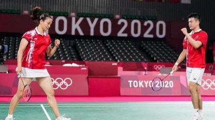 """Китай взял первое """"золото"""" Олимпиады в бадминтоне"""