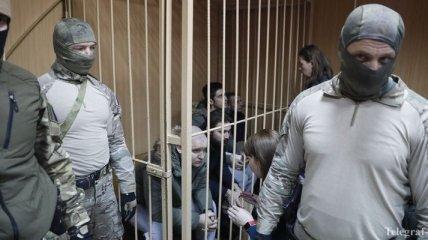 Россия продлила арест всем украинским морякам