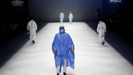 Неделя моды в Китае