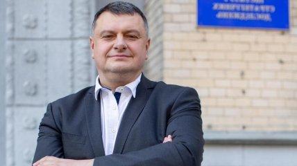 Зеленский сменил главу Службы внешней разведки: кто такой Александр Литвиненко