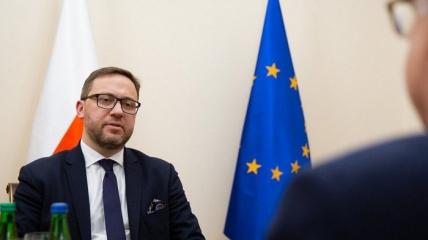 Посол Польщі в Україні Бартош Ціхоцький