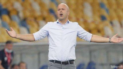 Слова тренера АЗ после поражения от Динамо