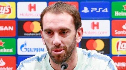 Капитан Атлетико согласовал контракт с Интером