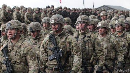 НАТО ускорит перемещение войск по территории ЕС